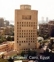 US Embassy Egypt
