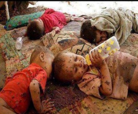 syrian-children-under-condemnable-conditions-at-refugee-camps
