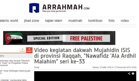 Arrahmah-ISIS-mujahidin